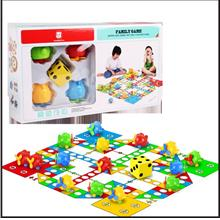 Children's Play House Toy Set Child Interactive Puzzle Table Game