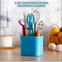 6 Sets Combination Kitchen Miscellaneous Supplies