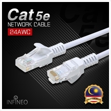 INFINEO Network Cable Cat5e RJ45 Ethernet LAN