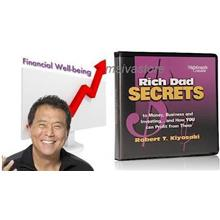 Robert Kiyosaki Presents : Rich Dad's Secrets Of Wealth Full Audiobook