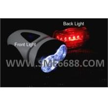 *1Set Front & Back^Bicycle Bike Cycling Warning LED Lights