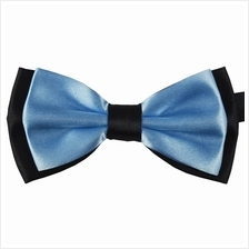 Gentlemen Polyester Yarn Bow Tie 4