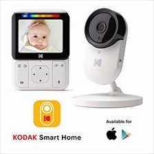KODAK C220 2.8 inch Portable Video Baby Monitor with Wi-Fi