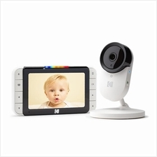 KODAK C520 5 inch Portable Video Baby Monitor with Wi-Fi