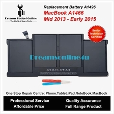 Replacement Battery A1496 Macbook Air 13 A1466 Mid 2013 Early 2015