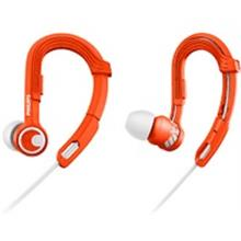PHILIPS WIRED ACTION FIT EARPHONE SHQ3300OR/00 (ORG)