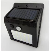 3 MODES SENSOR MOTION 20 LED SOLAR LIGHT OUTDOOR DOOR GARDEN LAMP