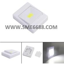 *Ultra Bright Magnetic^Mini LED Wall Night Light Camp Battery Operated