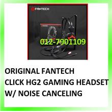 Original Fantech Click HG2 Wired Gaming Headset w Noise Canceling
