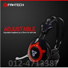 *Original Fantech^Click HG2 Wired Gaming Headset w Noise Canceling