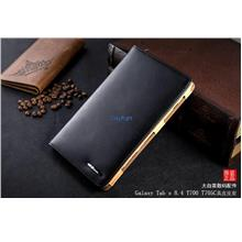 Samsug Galaxy Tab S 8.4 Genuine Cowhide leather case casing cover
