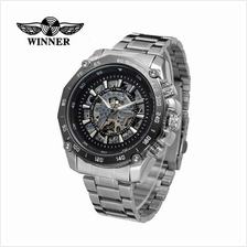 Winner Russian Original Man Automatic Mechanical Casual Business Watch