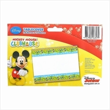 Table Cover Mickey Mouse Clubhouse Theme Party Amscan