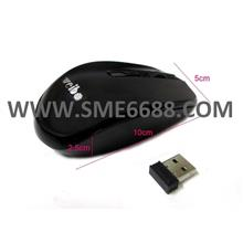 *Weibo 2.4G^Mini Wireless Optical Laptop Notebook PC Mouse