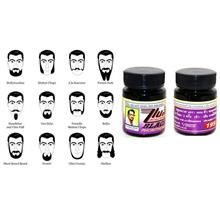 BLACK PHOMTHONG 100% Natural Beard, Mustaches, Jambang growth