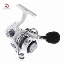 LIEYUWANG 13 + 1BB ( True 6 + 1BB ) Spinning Fishing Reel (PEARL WHITE