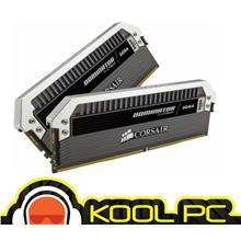 * Dominator Platinum Series 16GB ( 2 x 8GB ) DDR4 DRAM 3000MHz C15