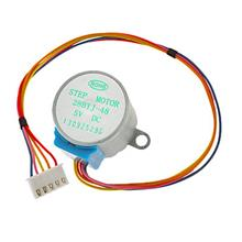 5V STEPPER MOTOR 28BYJ-48 WITH DRIVE TEST MODULE BOARD ULN2003 5 LINE ..