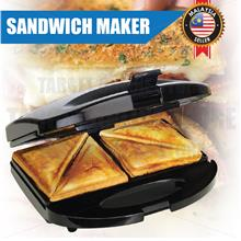 Electric Bread Sandwich Maker 4 Slices Breakfast Machine Toast