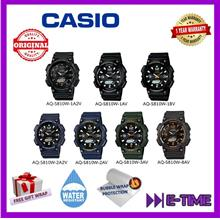 CASIO ORIGINAL AQ-S810W TOUCH SOLAR SPORT DIGITAL ANALOG MEN WATCH WR1