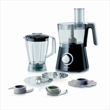 Philips Food Processor HR7759 (750W) 2-in-1 set up with 26