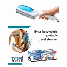 ORIGINAL TOBI Portable Handheld Travel Steamer Iron ~ MALAYSIA READY STOCK