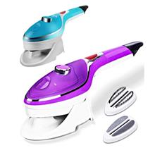 Steam Iron 2 in 1 Garment Steamer Non Stick Iron Tobi Travel Iron Steam Q Iron