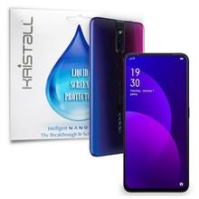 OPPO F11 Pro - Kristall® Nano Liquid Coating Screen Protector)