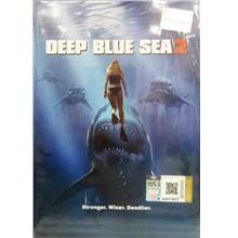 Deep Blue Sea 2 Movie DVD