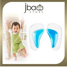 Kid's Silicone Gel Arch Support Children Insert Kid Flatfoot Insoles