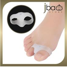 Silicone Gel Bent Toe Separator Hallux Valgus Spreader Spacer