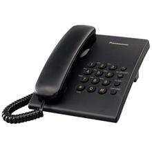 Panasonic KX-TS500ML Single Line Phone - Black
