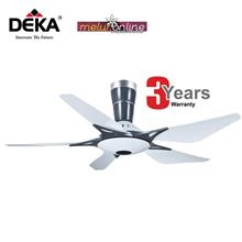 DEKA DK118 Decorative Ceiling Fan 56' (White color)