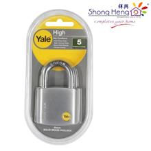 Yale Chrome Plated Padlock 50mm Y120/50/127/1