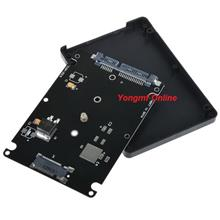 M.2 NGFF SSD to 2.5' SATA Adapter Card With Case  (CP-W-115)
