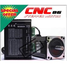 CNC - 86 stepper motor 12Nm With Controller MA860H