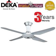 DEKA DK80  Ceiling Fan 4 blades 56'( White color)