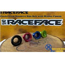 RACEFACE Accessory Cinch Crank Nondrive Side Bolt with Washer
