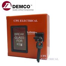 DEMCO BREAK GLASS EMERGENCY KEY BOX