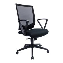 Medium Back Mesh Home & Office Chair (Netting Chair) NT-31 Medium Back