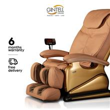 GINTELL G-Pro Gold Massage Chair (Showroom Unit) Free Torsoball