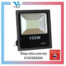 100W Waterproof Super Bright LED Floodlight Spotlight White Warm White