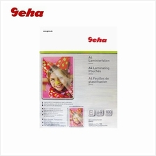 Geha A4 Laminating Film 100 mic