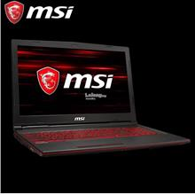 [29/4] MSI GL63 8SD-427 Gaming Notebook