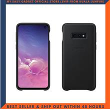 ORIGINAL SAMSUNG GALAXY S10E LEATHER COVER CASE