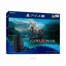 Sony PlayStation 4 Pro God of War Bundle 1TB - PCAS05061HB