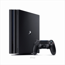 Sony PlayStation 4 Pro 2TB Black without Camera - CUH-7218C B01)
