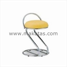 Bar Stool Chair|Steel Furniture|Makatas Barstol Low Bar Stool-Epoxy