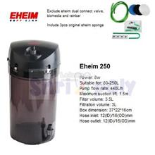 Eheim Classic 250 Canister Filter for Aquarium Filter Freshwater