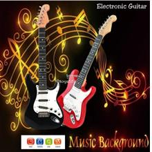 MUSIC BACKGROUND ELECTRONIC GUITAR KIDS JAZZ GUITAR MUSIC INSTRUMENTS